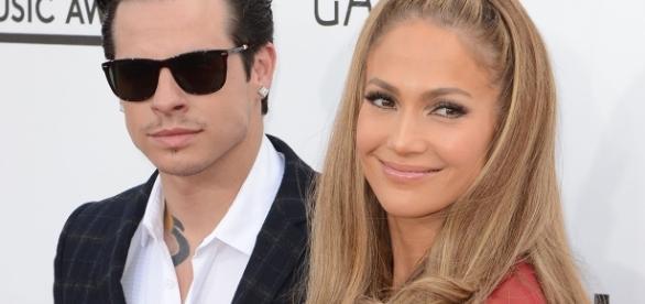Jennifer Lopez et Casper Smart au temps dubonheur