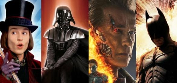 Just a few of the big name Hollywood remakes/reboots