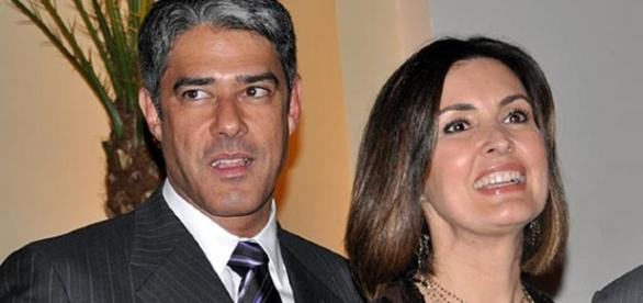 Os jornalistas terminaram o casamento de 26 anos