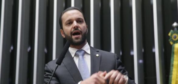 Para Alexandre Baldy, falta de acordo poderia criar situação complicada com governo federal e governadores. (Foto: Ananda Borges/Câmara dos Deputados)