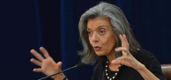 Presidente do Supremo Tribunal Federal, Cármen Lúcia