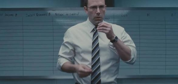 The accountant protagonizada por Ben Affleck