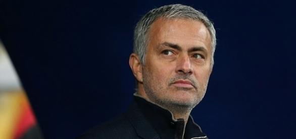 United's Jose Mourinho got one point and much criticism. Picture by Aleksandr Osipov, Creative Commons.
