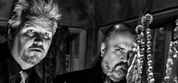Denver's Paranormal Claims Investgators Matthew Baxter and Bryan Bonner - Bryan & Baxter/Photo via Chris Gilstrap