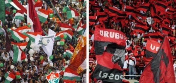 Fluminense recorreu à Justiça para decidir jogo contra o Flamengo