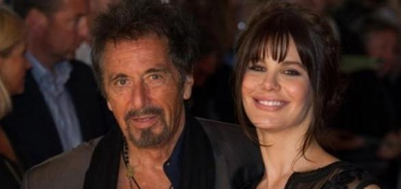 Polak y Al Pacino llevan 11 años de relación