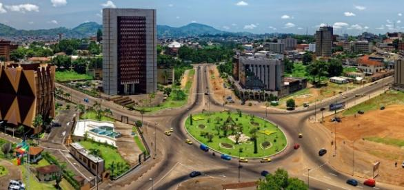 Yaounde, political capital of Cameroon (photo: SkyscraperCity.com)