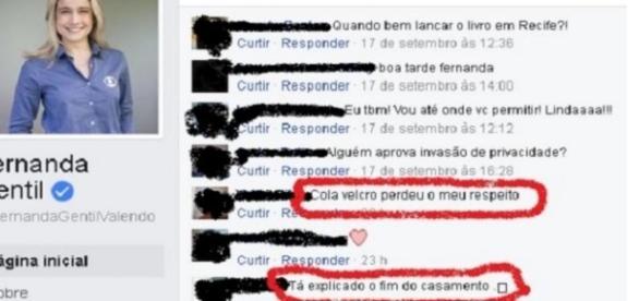 Apresentadora da Rede Globo é alvo de ataques preconceituosos
