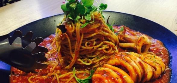 Calamari alla siciliana: la ricetta tradizionale.
