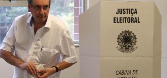 Eduardo Cunha - Foto/Reprodução