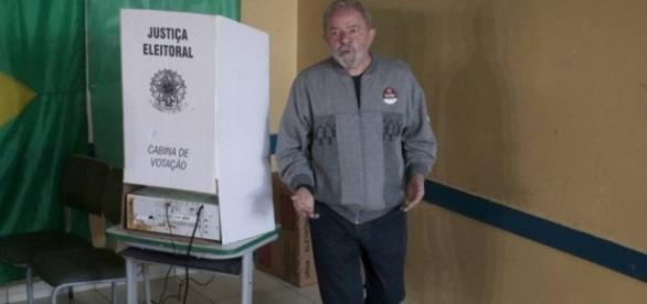 Luiz Inácio Lula da Silva - Foto/GLOBO