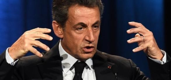 Nicolas Sarkozy candidat - alliance