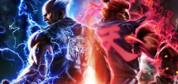 Tekken 7 E3 Trailer: Akuma V Heihachi - screenrant.com