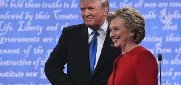 Testa a testa Clinton-Trump scontro senza esclusioni di colpi ... - ilmattino.it