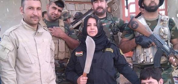 Wahida Mohamed, a avó iraquiana temida pelo Daesh