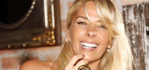 A apresentadora e atriz Adriane Galisteu - Reprodução/Internet