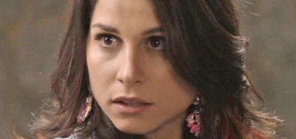 Carmela vai revelar vontade de ter matado a irmã Shirlei