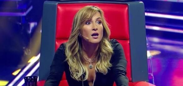 Claudia Leitte é jurada do The Voice Brasil desde 2012