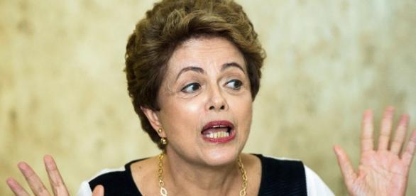 Dilma tem contas rejeitadas (Foto: Reprodução)