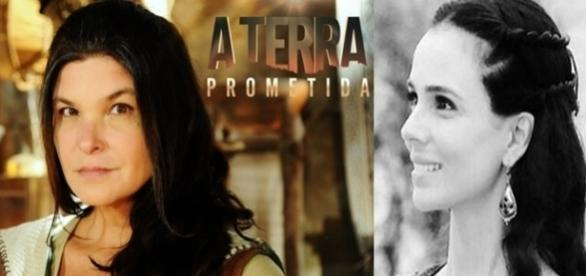 """Em """"A Terra Prometida"""": Mara se levanta contra Raabe"""