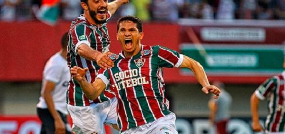 Flu segue buscando novo patrocinador master (Foto: Explosão Tricolor)