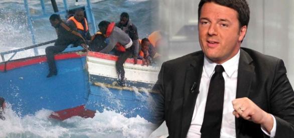 Il piano Renzi e la vera emergenza dei migranti economici - L'Indro - lindro.it