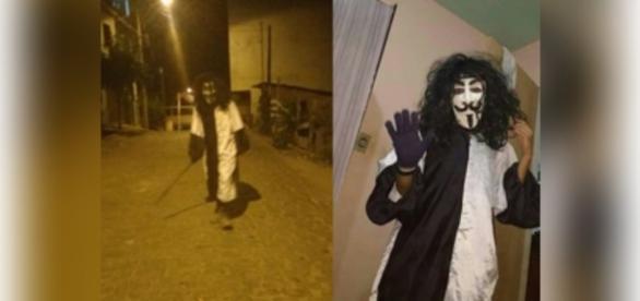 Palhaços assustadores continuam aterrorizando várias cidades pelo Brasil