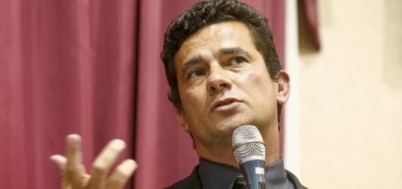 Sérgio Moro, durante palestra, defende vigor da lei