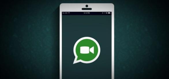 Whatsapp com chamadas de vídeo em versão beta.