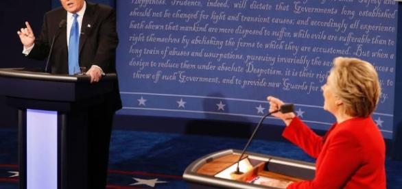 2 Key Things That Hillary Clinton and Donald Trump's Debate ... - wsj.com