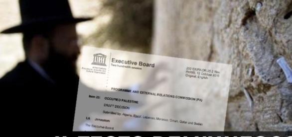 DISINFORMAZIONE L'Unesco riscrive la storia sul Monte del Tempio e ... - davidpuente.it