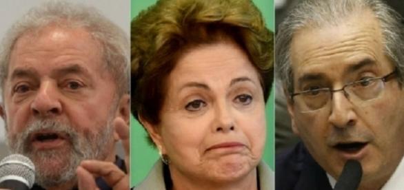 Eduardo Cunha pode derrubar muitos políticos do PT e PMDB (Foto: Reprodução)