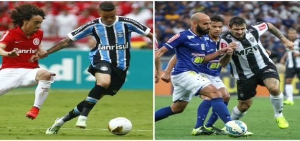 Gre-Nal ou Atlético-MG x Cruzeiro na final?