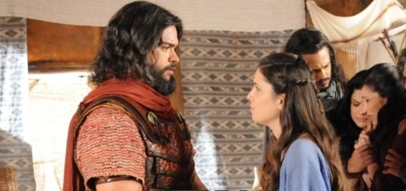 Josué surpreenderá a todos ao anunciar seu desejo de se casar com Aruna