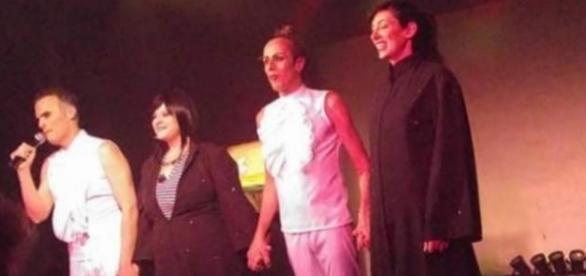 Se trata de tres comediantes más invitados