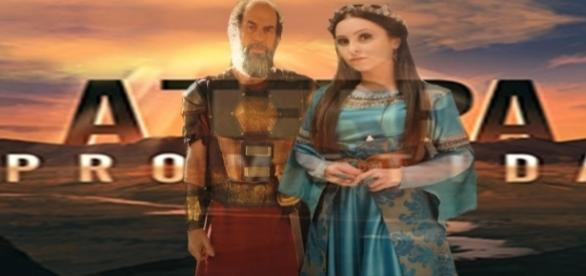 Kamir manda a própria filha para a masmorra
