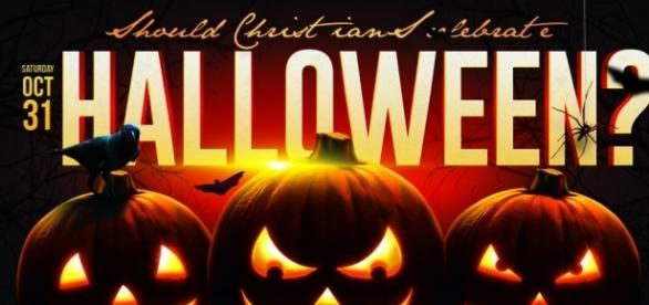 Let the Bible answer: Should Christians celebrate Halloween? bibleanswer.org