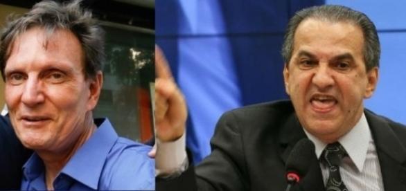 Malafaia diz para pessoas não votarem em Crivella