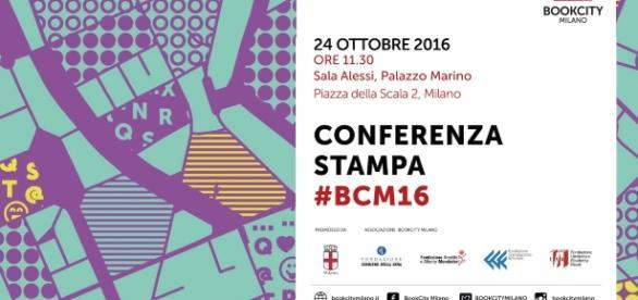 Presentato a Milano l'evento BookCity