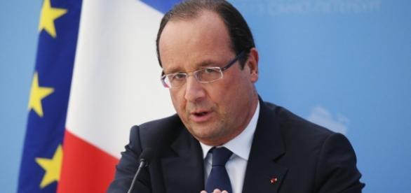 President Francois Hollande candidat ?