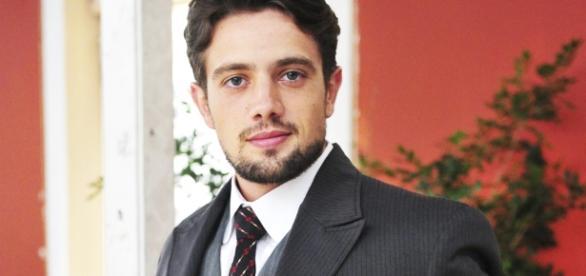 Rafael Cardoso é César em Sol Nascente