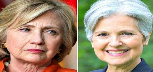 Jill Stein faz declaração polêmica em relação a Hillary Clinton