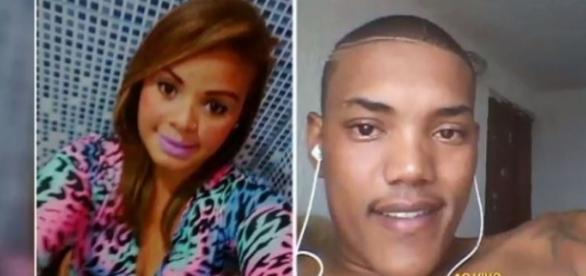 Jovem foi assassinada por se recusar a ficar com o assassino (Foto: TV Record)