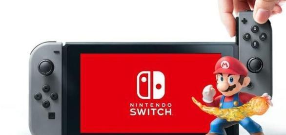 Nintendo Switch: mais de 11 milhões de visualizações no lançamento / foto Nintendo - Divulgação