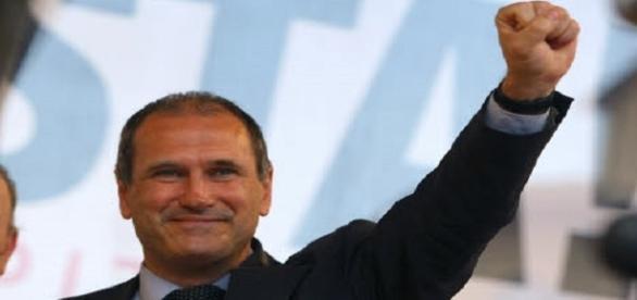 Paolo Ferrero, segretario nazionale di Rifondazione Comunista
