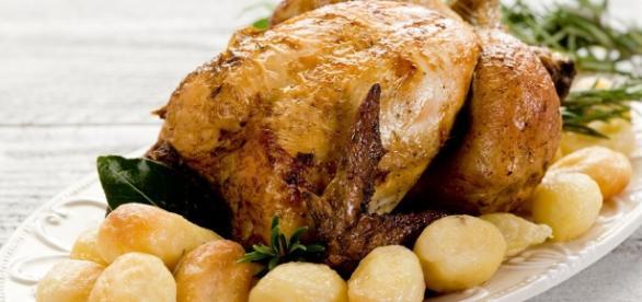 Pollo al forno: la ricetta della nonna - vivailpollo.it