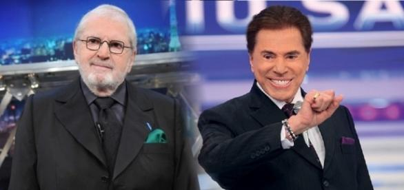 Sílvio Santos quer Jô Soares no SBT