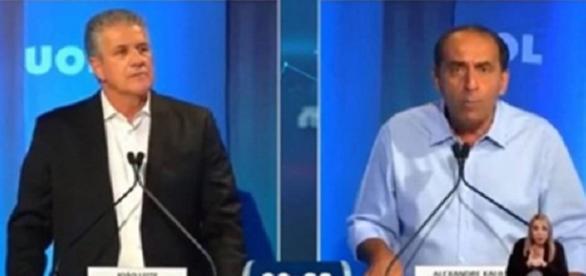 Confissão saiu em debate na Rede TV