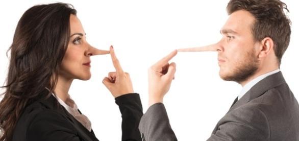 Estudo mostra quem conta mais mentiras.