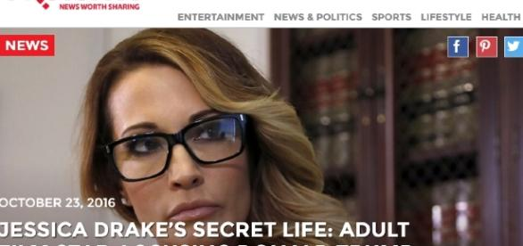 Jessica Drake, de Wicked Pictures, ex-reine du porno, accuse Donald Trump d'incitation à la prostitution